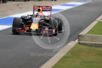 World © Octane Photographic Ltd. Red Bull Racing RB12 – Pierre Gasly. Tuesday 12th July 2016, F1 In-season testing, Silverstone UK. Digital Ref :1618LB1D7541