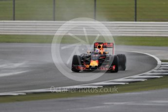 World © Octane Photographic Ltd. Red Bull Racing RB12 – Pierre Gasly. Tuesday 12th July 2016, F1 In-season testing, Silverstone UK. Digital Ref : 1618LB1D7767