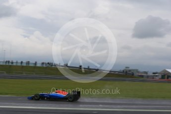 World © Octane Photographic Ltd. Manor Racing MRT05 – Rio Haryanto. Tuesday 12th July 2016, F1 In-season testing, Silverstone UK. Digital Ref : 1618LB1D9555