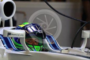 World © Octane Photographic Ltd. Williams Martini Racing, Williams Mercedes FW38 – Felipe Massa. Saturday 26th November 2016, F1 Abu Dhabi GP - Practice 3, Yas Marina circuit, Abu Dhabi. Digital Ref :