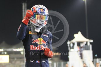 World © Octane Photographic Ltd. Prema Racing - GP2/11 – Pierre Gasly. Saturday 26th November 2016, GP2 Race 1, Yas Marina Circuit, Abu Dhabi. Digital Ref :