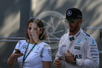 World © Octane Photographic Ltd. Mercedes AMG Petronas - Lewis Hamilton. Sunday 20th March 2016, F1 Australian GP, Melbourne, Albert Park, Australia. Digital Ref : 1523LB1D6039