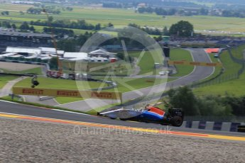 World © Octane Photographic Ltd. Manor Racing MRT05 - Pascal Wehrlein. Friday 1st July 2016, F1 Austrian GP Practice 1, Red Bull Ring, Spielberg, Austria. Digital Ref : 1598LB1D5224