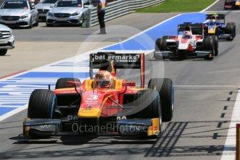 World © Octane Photographic Ltd. Racing Engineering - GP2/11 – Norman Nato. Friday 1st July 2016, GP2 Practice, Red Bull Ring, Spielberg, Austria. Digital Ref : 1599CB5D2904