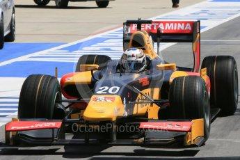 World © Octane Photographic Ltd. Prema Racing - GP2/11 – Antonia Giovinazzi. Friday 1st July 2016, GP2 Practice, Red Bull Ring, Spielberg, Austria. Digital Ref : 1599CB5D2922