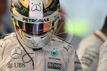 World © Octane Photographic Ltd. Mercedes AMG Petronas W07 Hybrid – Lewis Hamilton. Saturday 27th August 2016, F1 Belgian GP Practice 3, Spa-Francorchamps, Belgium. Digital Ref : 1687LB1D9145