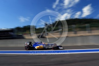 World © Octane Photographic Ltd. Sauber F1 Team C35 – Felipe Nasr. Saturday 27th August 2016, F1 Belgian GP Practice 3, Spa-Francorchamps, Belgium. Digital Ref : 1687LB2D4112