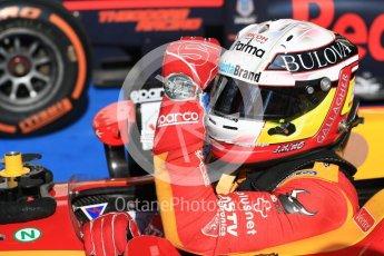 World © Octane Photographic Ltd. Racing Engineering - GP2/11 – Jordan King. Saturday 27th August 2016, GP2 Race 1, Spa-Francorchamps, Belgium. Digital Ref : 1682LB1D0580