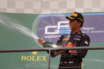 World © Octane Photographic Ltd. Prema Racing - GP2/11 – Pierre Gasly. Saturday 27th August 2016, GP2 Race 1, Spa-Francorchamps, Belgium. Digital Ref : 1682LB1D0898