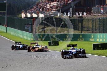 World © Octane Photographic Ltd. DAMS - GP2/11 – Nicholas Latifi. Sunday 28th August 2016, GP2 Race 2, Spa-Francorchamps, Belgium. Digital Ref : 1690LB1D1602