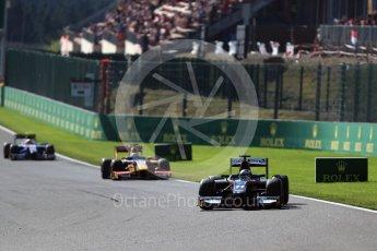 World © Octane Photographic Ltd. Rapax - GP2/11 – Gustav Malja. Sunday 28th August 2016, GP2 Race 2, Spa-Francorchamps, Belgium. Digital Ref : 1690LB1D1849