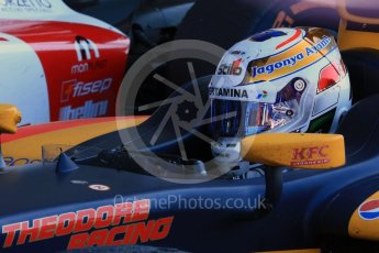 World © Octane Photographic Ltd. Prema Racing - GP2/11 – Antonia Giovinazzi. Sunday 28th August 2016, GP2 Race 2, Spa-Francorchamps, Belgium. Digital Ref :