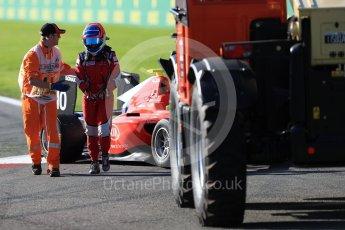 World © Octane Photographic Ltd. Arden International – GP3/16 – Tatiana Calederon. Sunday 28th August 2016, GP3 Race 2, Spa-Francorchamps, Belgium. Digital Ref : 1689LB1D1326