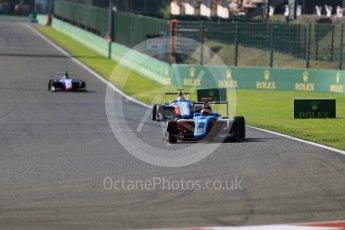 World © Octane Photographic Ltd. Jenzer Motorsport - GP3/16 – Arjun Maini. Sunday 28th August 2016, GP3 Race 2, Spa-Francorchamps, Belgium. Digital Ref : 1689LB1D1452