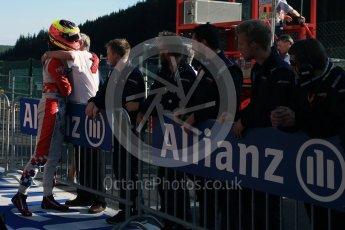 World © Octane Photographic Ltd. Arden International – GP3/16 – Jake Dennis. Saturday 27th August 2016, GP3 Race 1, Spa-Francorchamps, Belgium. Digital Ref : 1683LB2D4251