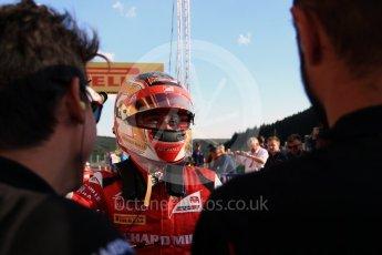World © Octane Photographic Ltd. ART Grand Prix – GP3/16 – Charles Leclerc. Saturday 27th August 2016, GP3 Race 1, Spa-Francorchamps, Belgium. Digital Ref : 1683LB2D4285
