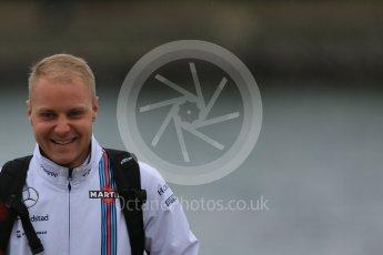 World © Octane Photographic Ltd. Williams Martini Racing, Williams Mercedes – Valtteri Bottas. Sunday 12th June 2016, F1 Canadian GP Paddock, Circuit Gilles Villeneuve, Montreal, Canada. Digital Ref :1590LB1D2803