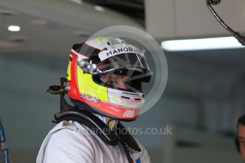 World © Octane Photographic Ltd. Manor Racing MRT05 – Jordan King. Wednesday 18th May 2016. F1 Spanish GP In-season testing, Circuit de Barcelona Catalunya, Spain. Digital Ref : 1556CB1D3490