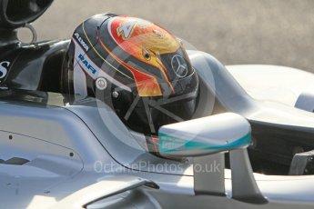 World © Octane Photographic Ltd. Mercedes AMG Petronas W07 Hybrid – Pascal Wehrlein. Wednesday 18th May 2016, F1 Spanish In-season testing, Circuit de Barcelona Catalunya, Spain. Digital Ref : 1556CB1D3607