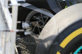 World © Octane Photographic Ltd. Mercedes AMG Petronas W07 Hybrid – Pascal Wehrlein. Wednesday 18th May 2016, F1 Spanish In-season testing, Circuit de Barcelona Catalunya, Spain. Digital Ref : 1556CB1D3611