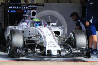 World © Octane Photographic Ltd. Williams Martini Racing, Williams Mercedes FW38 – Felipe Massa. Wednesday 18th May 2016, F1 Spanish GP In-season testing, Circuit de Barcelona Catalunya, Spain. Digital Ref : 1556CB1D3693