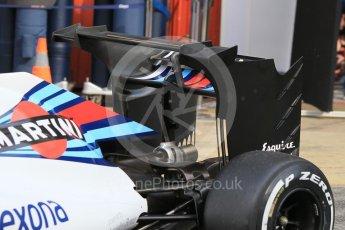 World © Octane Photographic Ltd. Williams Martini Racing, Williams Mercedes FW38 – Felipe Massa. Wednesday 18th May 2016, F1 Spanish GP In-season testing, Circuit de Barcelona Catalunya, Spain. Digital Ref : 1556CB1D3705