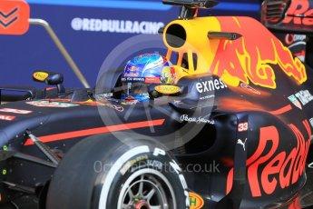World © Octane Photographic Ltd. Red Bull Racing RB12 – Max Verstappen. Wednesday 18th May 2016, F1 Spanish GP In-season testing, Circuit de Barcelona Catalunya, Spain. Digital Ref : 1556CB1D3733