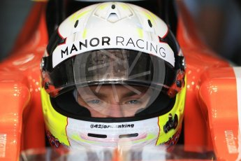 World © Octane Photographic Ltd. Manor Racing MRT05 – Jordan King. Wednesday 18th May 2016. F1 Spanish GP In-season testing, Circuit de Barcelona Catalunya, Spain. Digital Ref : 1556CB7D9090