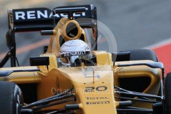 World © Octane Photographic Ltd. Renault Sport F1 Team RS16 – Kevin Magnussen. Wednesday 18th May 2016, F1 Spanish GP In-season testing, Circuit de Barcelona Catalunya, Spain. Digital Ref : 1556CB7D9120