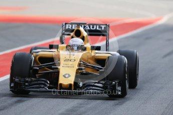 World © Octane Photographic Ltd. Renault Sport F1 Team RS16 – Kevin Magnussen. Wednesday 18th May 2016, F1 Spanish GP In-season testing, Circuit de Barcelona Catalunya, Spain. Digital Ref : 1556CB7D9136