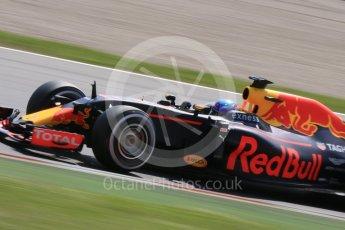 World © Octane Photographic Ltd. Red Bull Racing RB12 – Max Verstappen. Wednesday 18th May 2016, F1 Spanish GP In-season testing, Circuit de Barcelona Catalunya, Spain. Digital Ref : 1556CB7D9286
