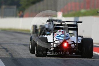 World © Octane Photographic Ltd. Williams Martini Racing, Williams Mercedes FW38 – Felipe Massa. Wednesday 18th May 2016, F1 Spanish GP In-season testing, Circuit de Barcelona Catalunya, Spain. Digital Ref : 1556LB1D0229