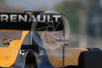 World © Octane Photographic Ltd. Renault Sport F1 Team RS16 – Kevin Magnussen. Wednesday 18th May 2016, F1 Spanish GP In-season testing, Circuit de Barcelona Catalunya, Spain. Digital Ref : 1556LB1D0601