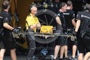 World © Octane Photographic Ltd. Renault Sport F1 Team RS16 – Kevin Magnussen. Wednesday 18th May 2016, F1 Spanish GP In-season testing, Circuit de Barcelona Catalunya, Spain. Digital Ref : 1556LB1D0775