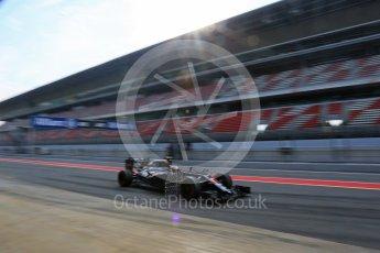 World © Octane Photographic Ltd. McLaren Honda MP4-31 – Stoffel Vandoorne. Wednesday 18th May 2016, F1 Spanish GP In-season testing, Circuit de Barcelona Catalunya, Spain. Digital Ref : 1556LB5D4852