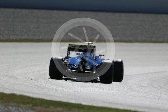 World © Octane Photographic Ltd. Sauber F1 Team C35 – Felipe Nasr. Tuesday 1st March 2016, F1 Winter testing, Circuit de Barcelona Catalunya, Spain, Day 5. Digital Ref : 1508LB1D4590