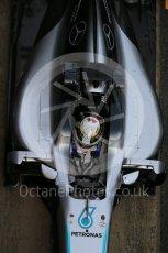World © Octane Photographic Ltd. Mercedes AMG Petronas W07 Hybrid – Lewis Hamilton. Tuesday 1st March 2016, F1 Winter testing, Circuit de Barcelona Catalunya, Spain, Day 5. Digital Ref : 1508LB1D5033