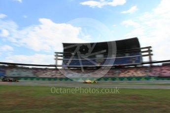 World © Octane Photographic Ltd. Pertamina Campos Racing - GP2/11 – Mitch Evans. Friday 29th July 2016, GP2 Qualifying, Hockenheim, Germany. Digital Ref :1662CB1D1667