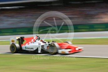 World © Octane Photographic Ltd. MP Motorsport - GP2/11 – Daniel de Jong. Friday 29th July 2016, GP2 Qualifying, Hockenheim, Germany. Digital Ref :1662CB5D9901