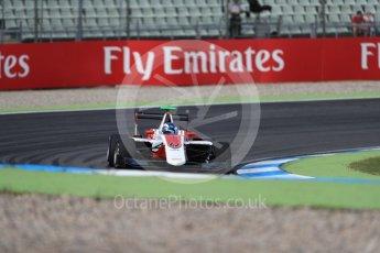 World © Octane Photographic Ltd. ART Grand Prix – GP3/16 – Nyck de Vries Friday 29th July 2016, GP3 Practice, Hockenheim, Germany. Digital Ref :1664CB1D0066