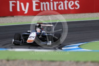 World © Octane Photographic Ltd. Campos Racing - GP3/16 – Konstantin Tereschenko. Friday 29th July 2016, GP3 Practice, Hockenheim, Germany. Digital Ref :1664CB1D0071