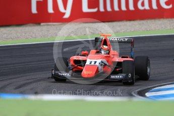 World © Octane Photographic Ltd. Arden International – GP3/16 – Jack Aitken. Friday 29th July 2016, GP3 Practice, Hockenheim, Germany. Digital Ref :1664CB1D0073