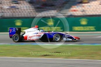 World © Octane Photographic Ltd. Trident – GP3/16 – Giuliano Alesi. Saturday 30th July 2016, GP3 Qualifying, Hockenheim, Germany. Digital Ref :1666CB5D0053