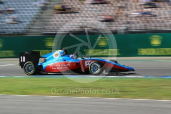 World © Octane Photographic Ltd. Jenzer Motorsport - GP3/16 – Akash Nandy Saturday 30th July 2016, GP3 Qualifying, Hockenheim, Germany. Digital Ref :1666CB5D0058