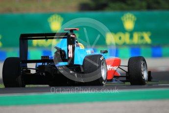 World © Octane Photographic Ltd. Jenzer Motorsport - GP3/16 – Arjun Maini. Saturday 23rd July 2016, GP3 Qualifying, Hungaroring, Hungary. Digital Ref :1646CB1D7415