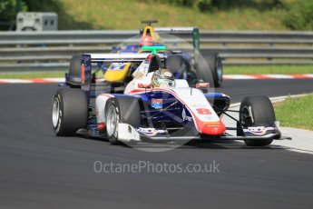 World © Octane Photographic Ltd. Trident – GP3/16 – Sandy Stuvik. Saturday 23rd July 2016, GP3 Qualifying, Hungaroring, Hungary. Digital Ref :1646CB1D7469