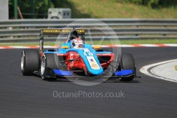 World © Octane Photographic Ltd. Jenzer Motorsport - GP3/16 – Akash Nandy Saturday 23rd July 2016, GP3 Qualifying, Hungaroring, Hungary. Digital Ref :1646CB1D7500