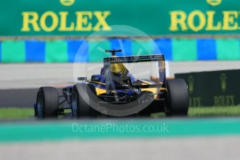 World © Octane Photographic Ltd. DAMS - GP3/16 – Santino Ferrucci. Saturday 23rd July 2016, GP3 Qualifying, Hungaroring, Hungary. Digital Ref :1646CB1D7530