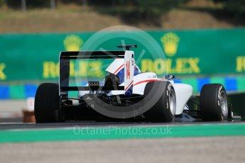 World © Octane Photographic Ltd. Koiranen GP - GP3/16 – Matt Parry. Saturday 23rd July 2016, GP3 Qualifying, Hungaroring, Hungary. Digital Ref :1646CB1D7544