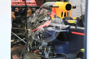 World © Octane Photographic Ltd. Red Bull Racing RB12. Friday 22nd July 2016, F1 Hungarian GP Practice 1, Hungaroring, Hungary. Digital Ref :